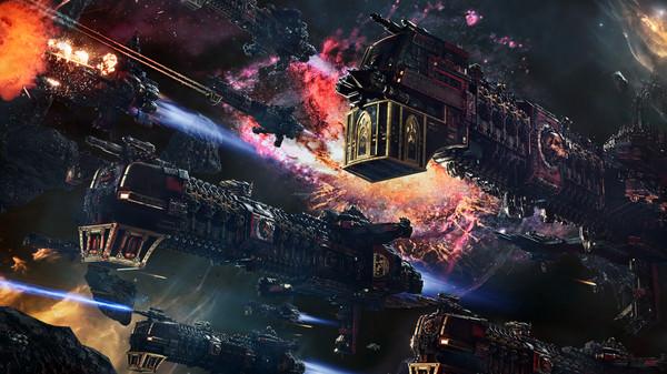 Battlefleet Gothic: Armada 2 PC Full Español