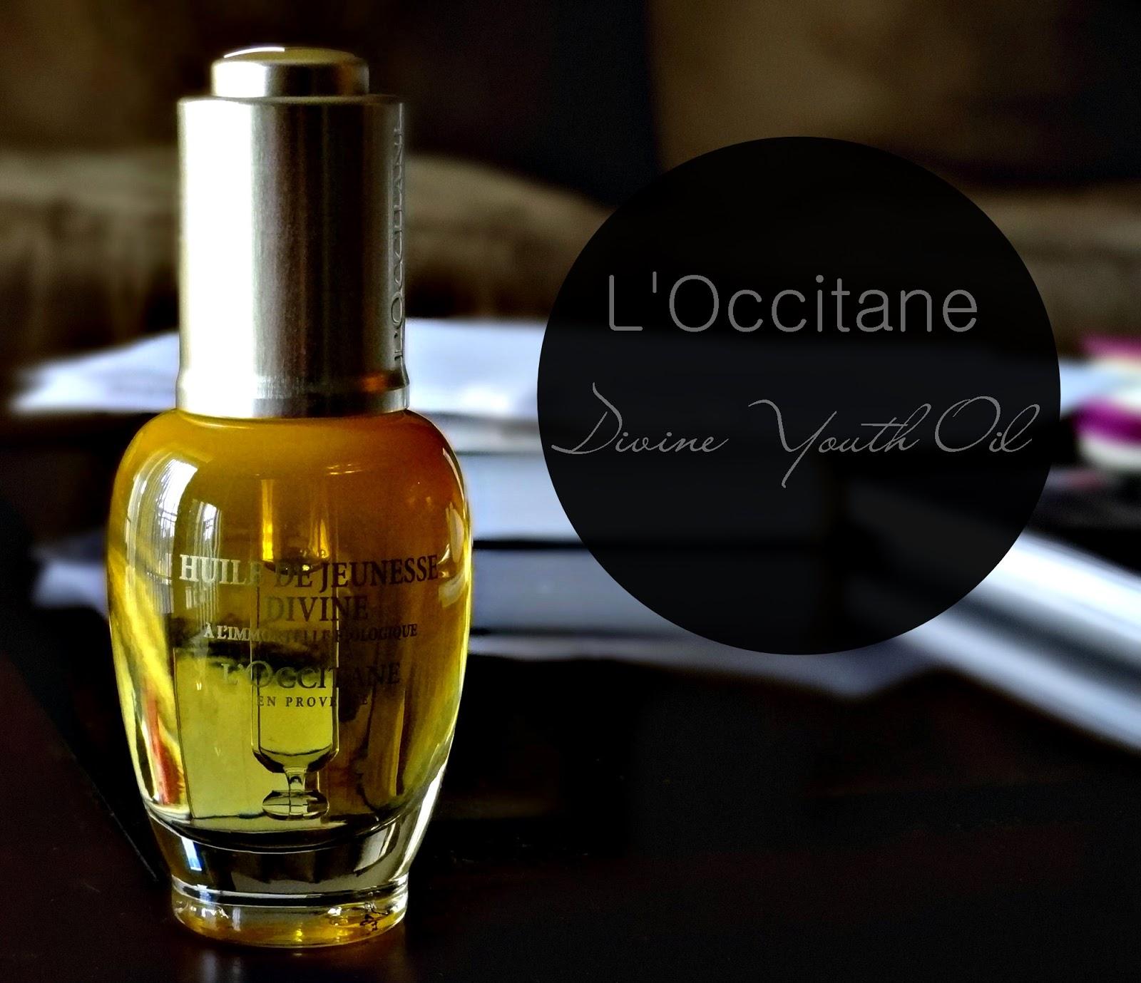 L'Occitane Divine Youth Oil
