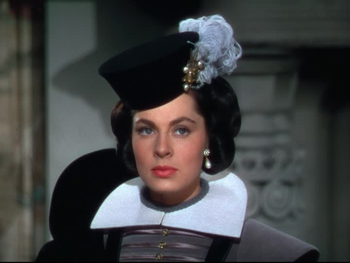 Movie And Tv Cast Screencaps Viveca Lindfors As Queen
