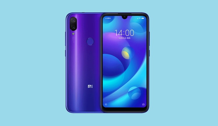 Xiaomi Mi Play Announced