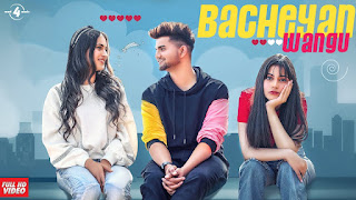 "Presenting latest punjabi song ""Bacheyan Wangu lyrics"" penned by Kavvy Riyaaz. Bacheyan Wangu song is sung by Rox A & also composed by Rox A"