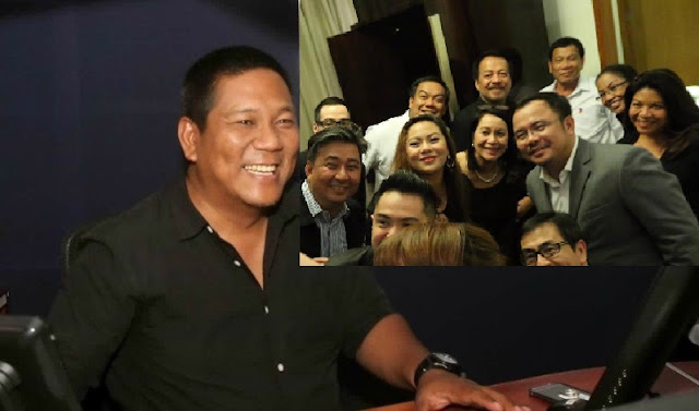 Journalist Ira Panganiban shows 100% support to pro-Duterte bloggers