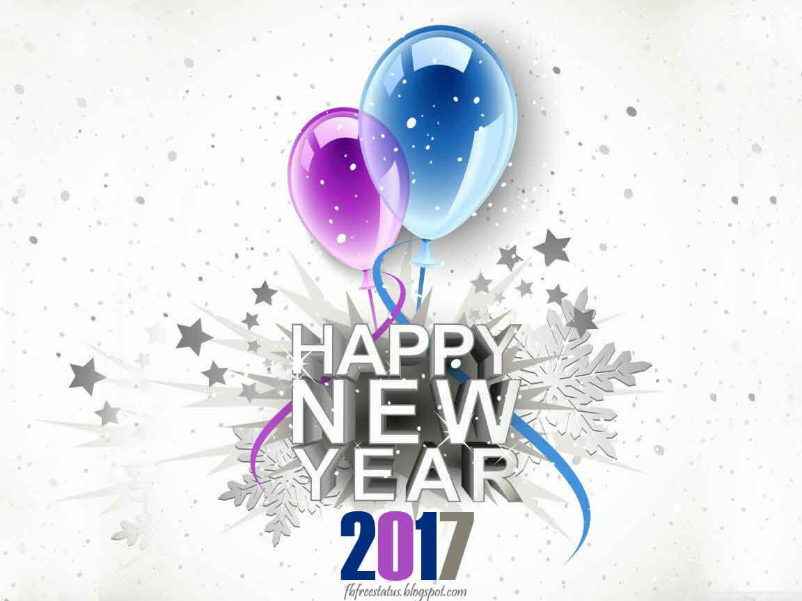 Image of Happy New Year 2017