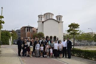 Madrid: Catedrala Episcopiei Ortodoxe Romane, Palatul Regal, Catedrala Catolica…