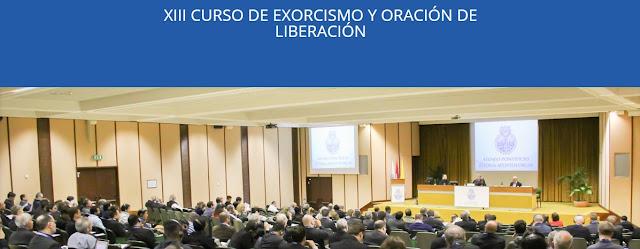 Exorcistas estudian conexión entre la pornografía y la actividad demoníaca en el XIII curso de liberación espiritual #Katecon2006