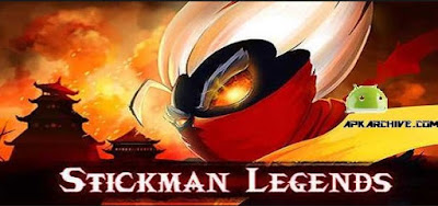 Stickman Legends: Shadow War Offline Fighting Game Mod Apk Download