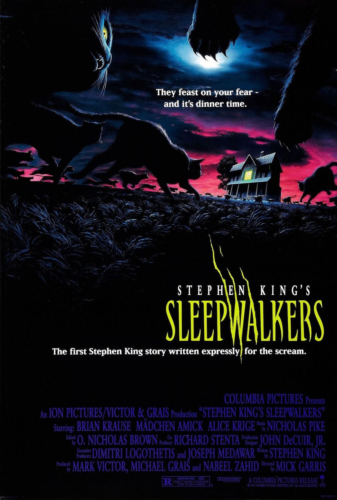 Happyotter: SLEEPWALKERS (1992)