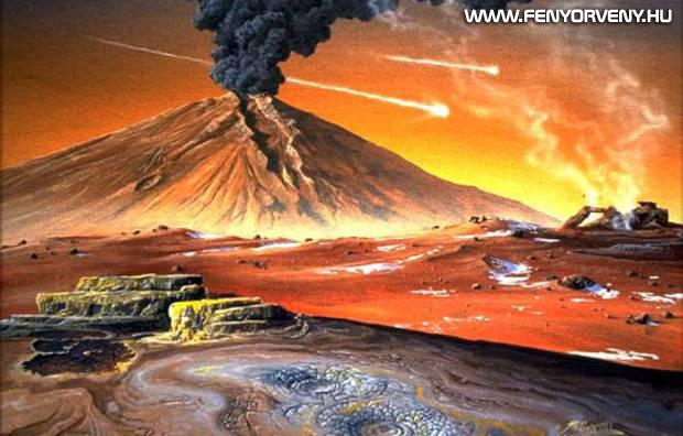 Titkos bázisok a Marson – Alex Collier Marsról tartott 1994-es előadásának kivonata