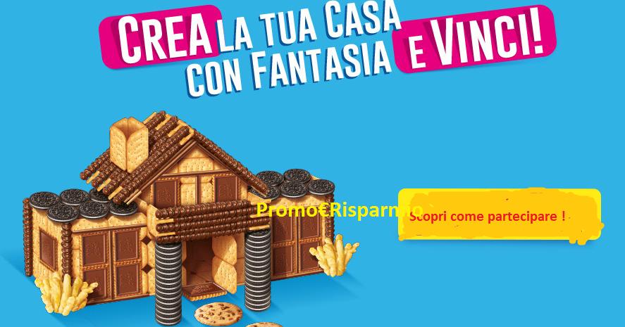 Promo risparmio crea la tua casa con fantasia e puoi for Crea la tua casa dei sogni