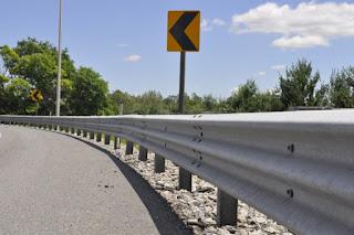 harga guardrail per meter 2017