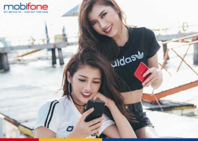 đăng ký gói MAXTN Mobifone 100GB