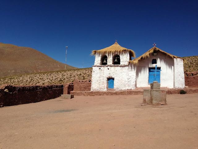Machuca San Pedro de Atacama Chile