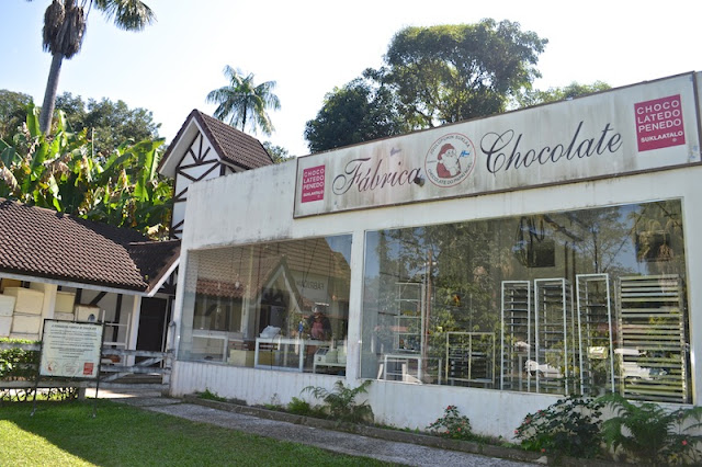 FÁBRICA DE CHOCOLATE DE PENEDO