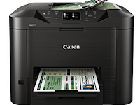 Canon MAXIFY MB5380 Driver Download - Windows, Mac, Linux