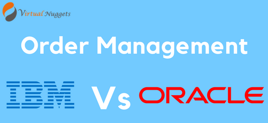 Comparison of Oracle OMS and IBM OMS