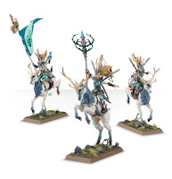 warhammer age of sigmar unit sisters of the thorn painted