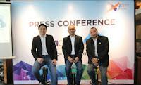 Jasa pasang backdrop press conference