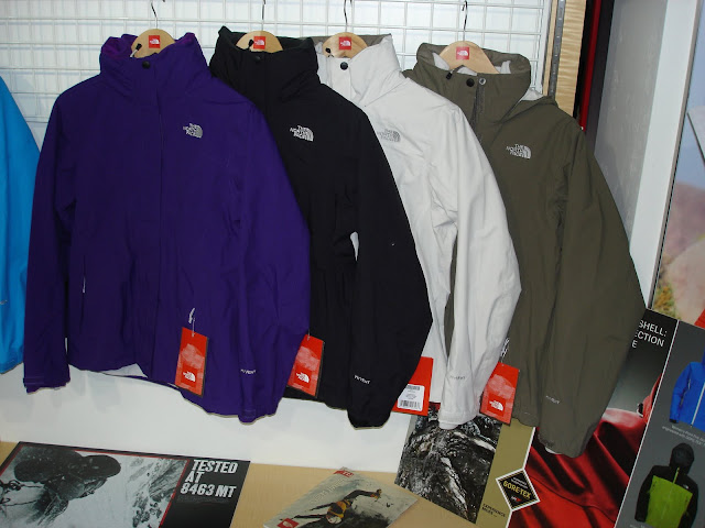 Womens North Face Denali fleece