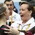 Peggy Liddick deixa ginástica australiana depois de 20 anos!
