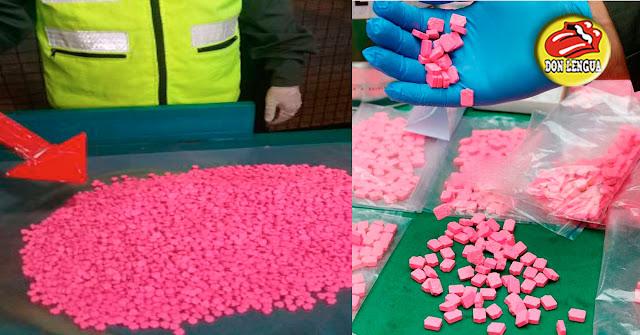 Incautadas 18.000 pastillas de éxtasis que serían enviadas a Alemania