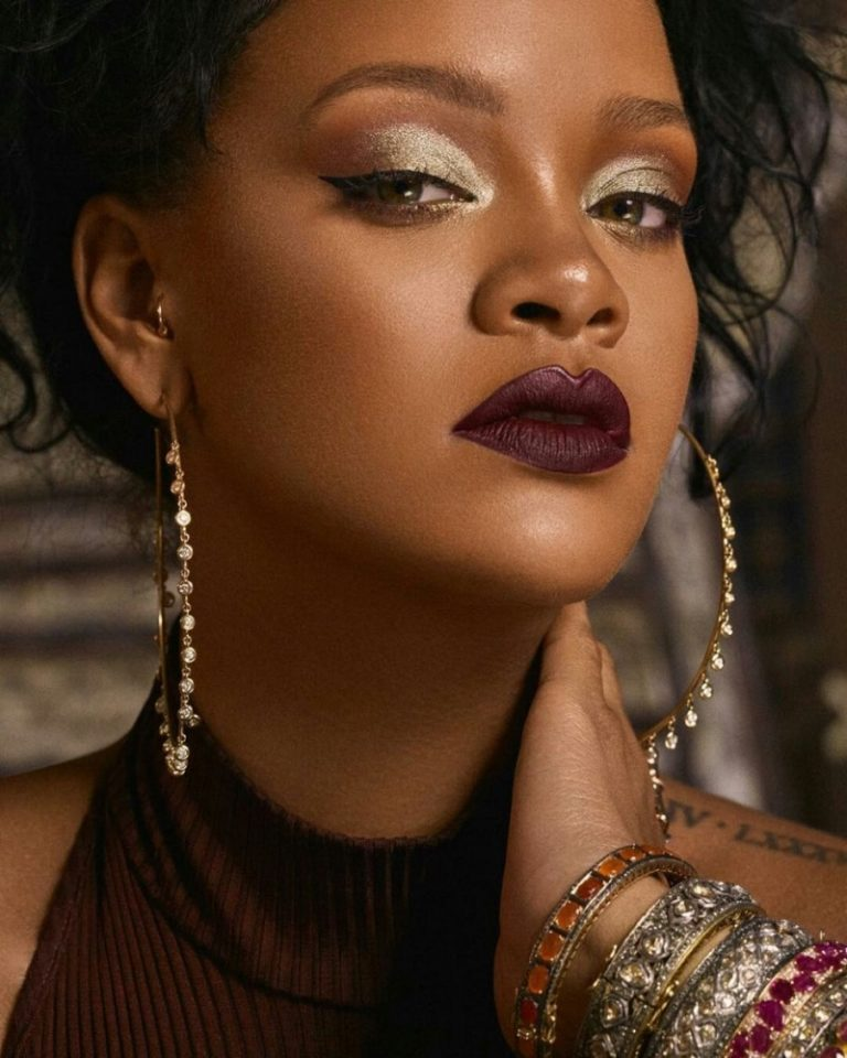 Rihanna for Fenty Beauty 'Moroccan Spice' Palette