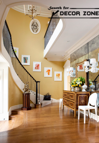 Top 25 staircase wall decorating ideas