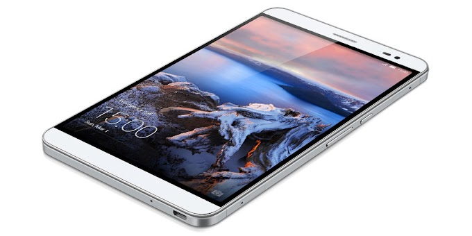 Huawei MediaPad X2 officially announced with a 7 inch display and 5000mAh battery