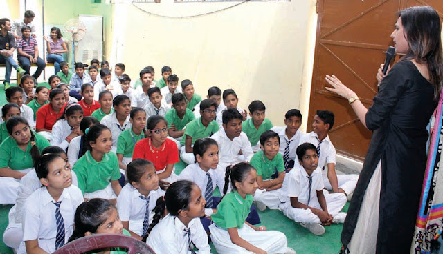 Workshop organized by Sawan Kripal Ruhani Mission in Faridabad