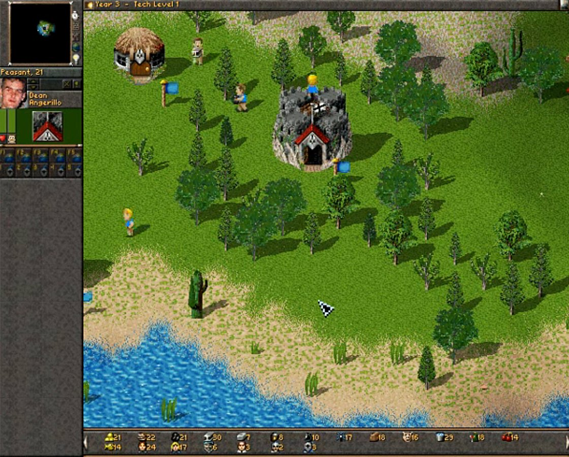 Indie Retro News: Foundation - Amiga CD Settlers style game gets a