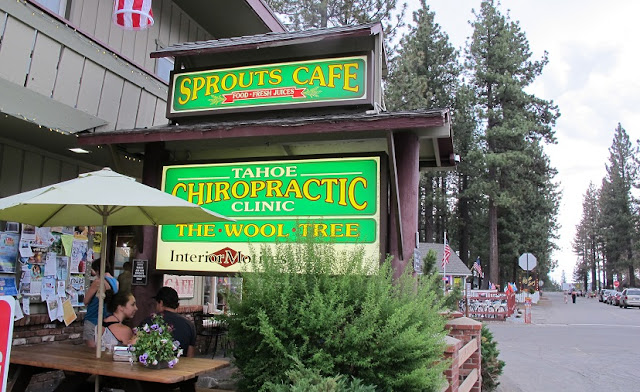 Restaurantes em Sprouts em South Lake Tahoe