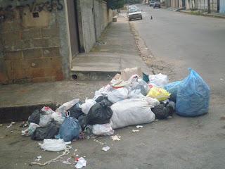 Image result for lixo em bom despacho