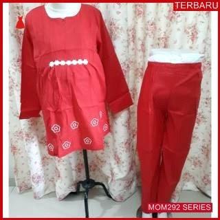MOM292B16 Baju Setelan Hamil Daisy Menyusui Bajuhamil Ibu Hamil