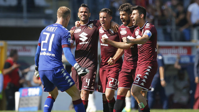 [Video] Cuplikan Gol Torino 3-1 AS Roma (Liga Italia)