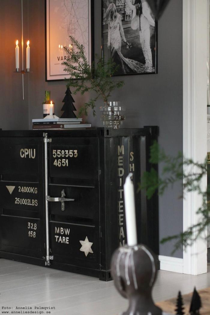 annelies design, webbutik, webbutiker, inredning, julklapp, julklappstips, jul, julen, ljusstake, ljusstakar, hängande ljusstaken, gran, granar, advent,
