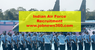 Indian Air Force Recruitment 2019 for Group C Civilian Posts