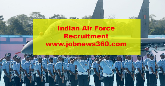 Indian Air Force Recruitment 2019 - For Airmen Post