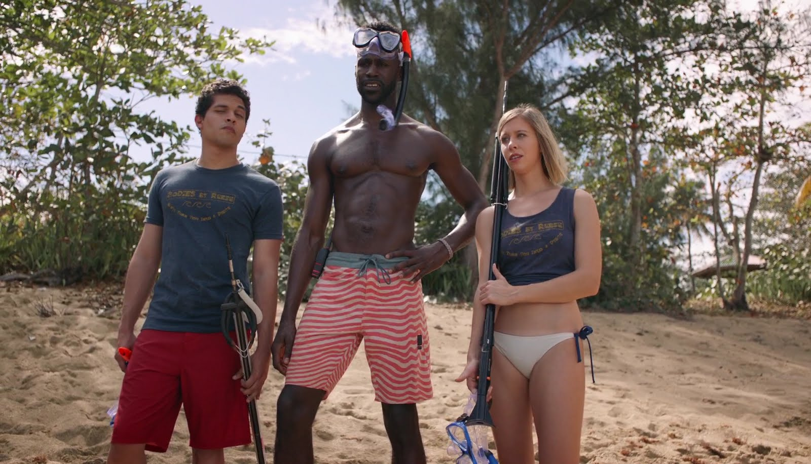 Allen Samuels Tyler >> Shirtless Men On The Blog: Bryce Durfee & Sean Samuels Shirtless