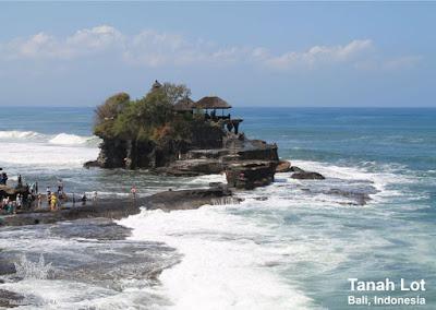 Salika Travel : Bali Tour Package - Tanah Lot