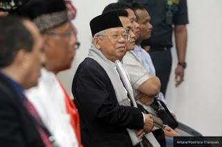 Ahok Ancam Memproses Hukum Ketua MUI KH. Ma'ruf Amin Terkait Telepon dari SBY