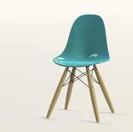 silla eames dsw solidworks