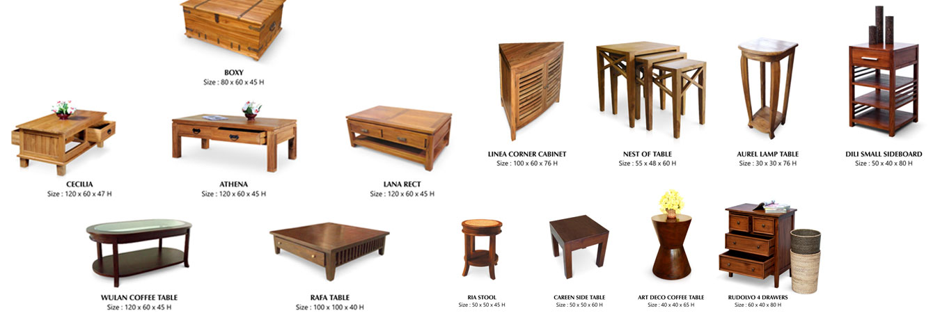 Buy furniture direct from Indonesia furniture company
