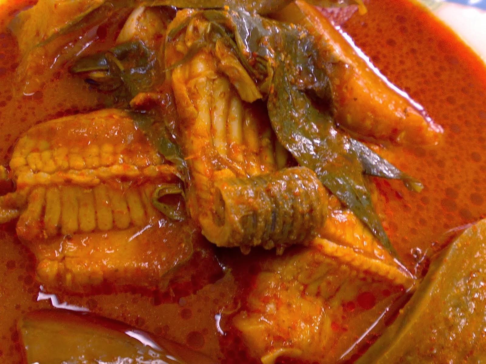Pautan Resepi; Asam Pedas Melaka - Blog Masakan dan Minuman Paling Popular di Malaysia