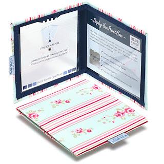 Permit Cover - Cathy Print : £21.60 (£18.00 exc VAT)