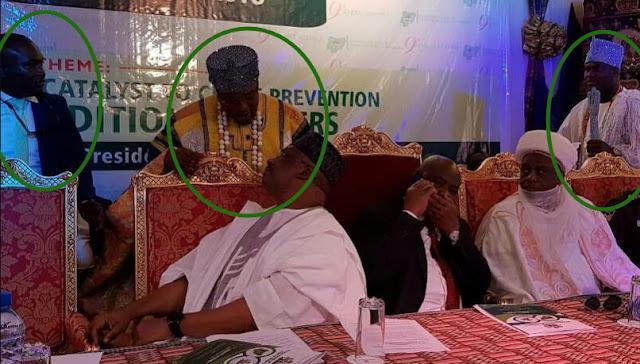 oluwo iwoland blocks ooni ife