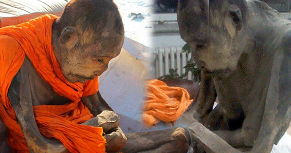 200 Year Old Mummified Monk Baffles Scientists After