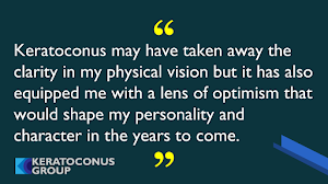 Living with Keratoconus; The hardest battle