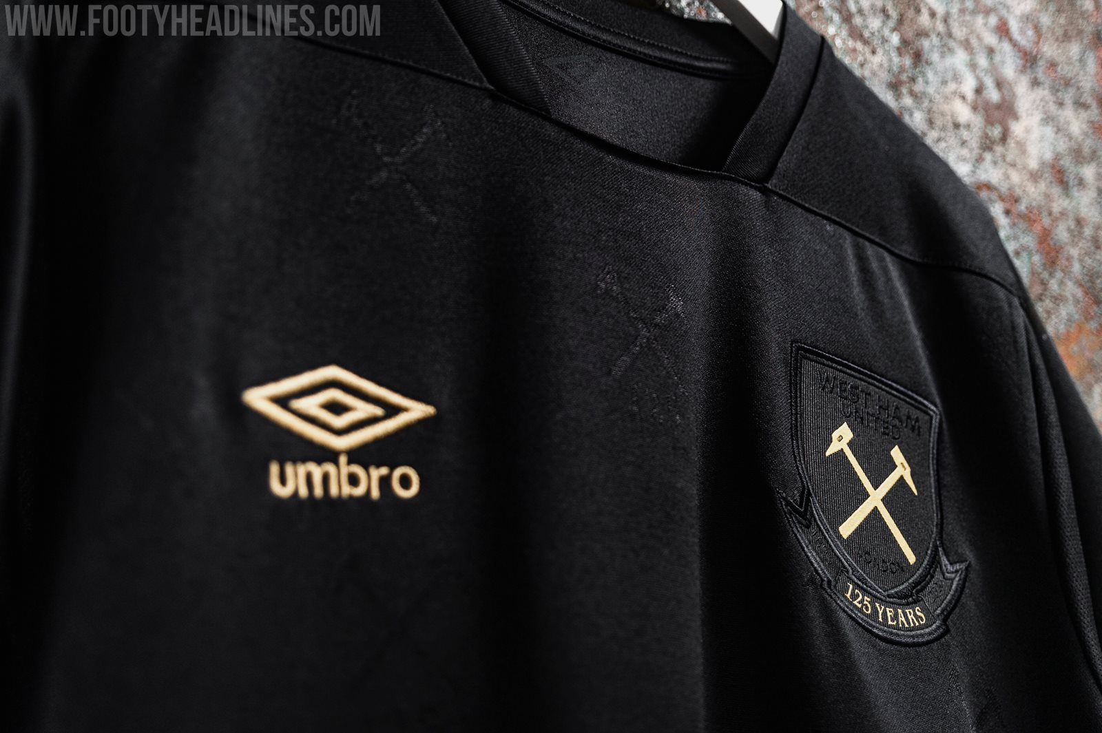 Classy West Ham 20-21 Third Kit Released - 125th ...