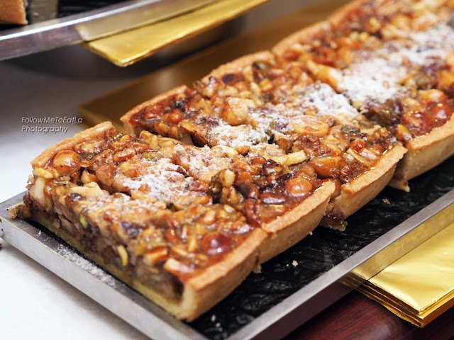 Mixed Nuts Pie