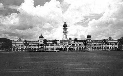 Why Does Kl S Sultan Abdul Samad Building Exist Anyway Trp