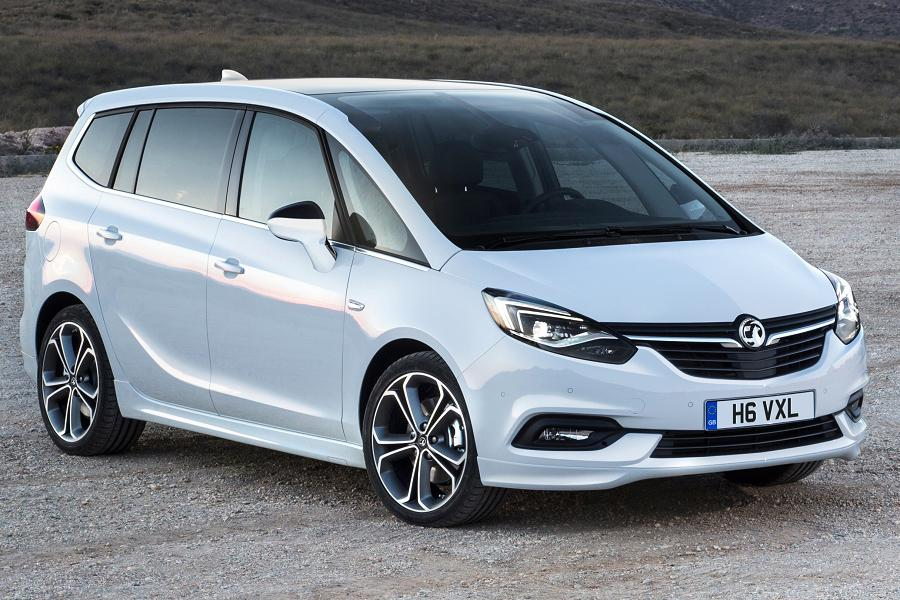 the zafira tourer gets a facelift autoesque. Black Bedroom Furniture Sets. Home Design Ideas